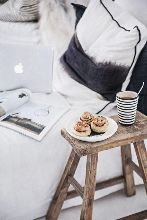 Shake the deco - Table de nuit DIY tabouret