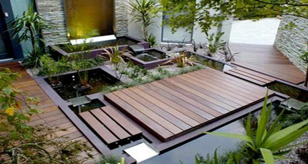 Shake the deco - déco terrasse zen