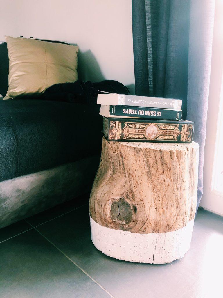 Shake the déco - Rondins de bois en déco