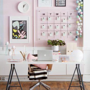Shake the deco - amenager un bureau à la maison