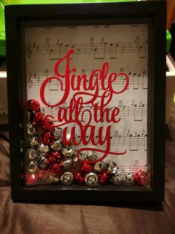 Cadre Jingle all the way