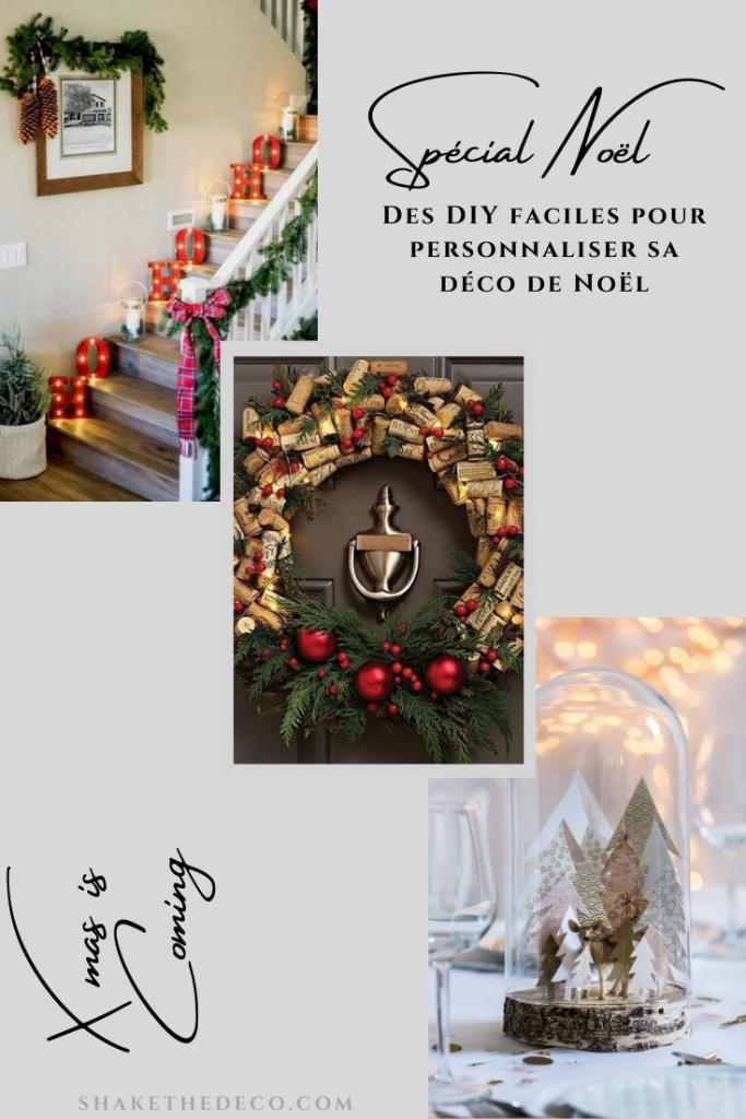 DIY Déco Noel