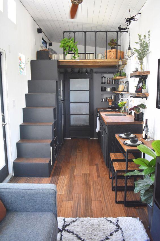 Tiny house - Repenser l'espace