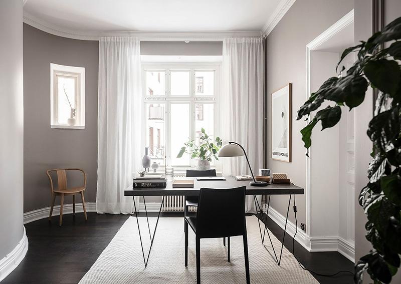 Appartement à goteborg bureau 2