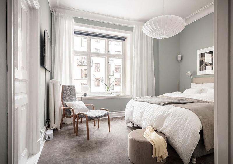 Appartement à goteborg chambre 1