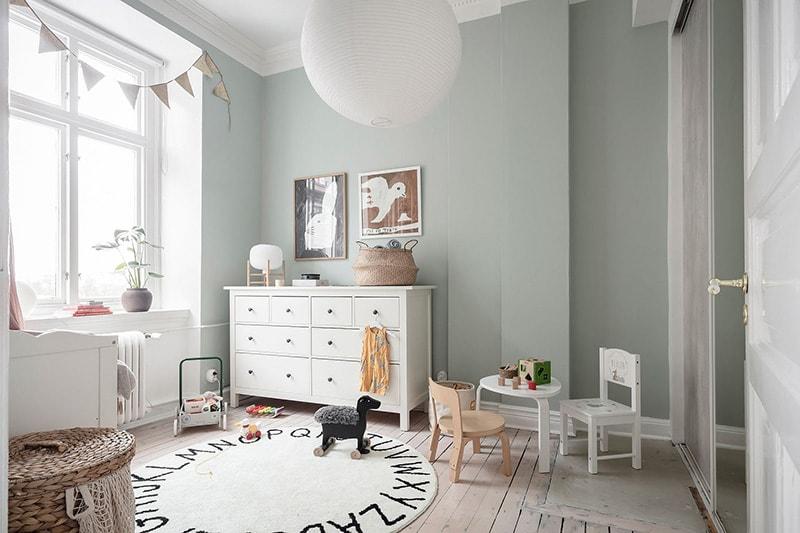 Appartement à goteborg chambre enfant 1