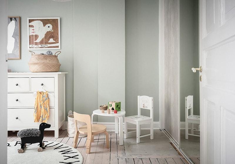 Appartement à goteborg chambre enfant 2