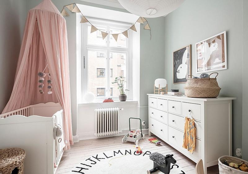 Appartement à goteborg chambre enfant 3
