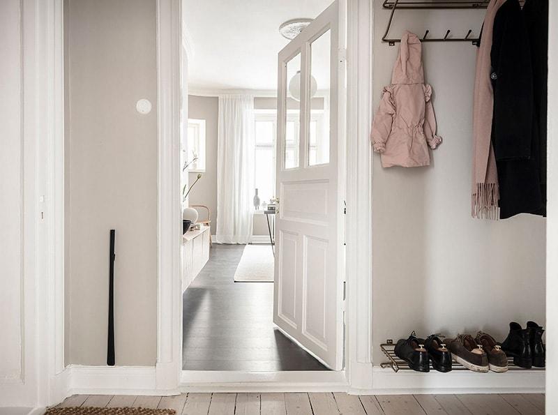 Appartement à goteborg entrée 1
