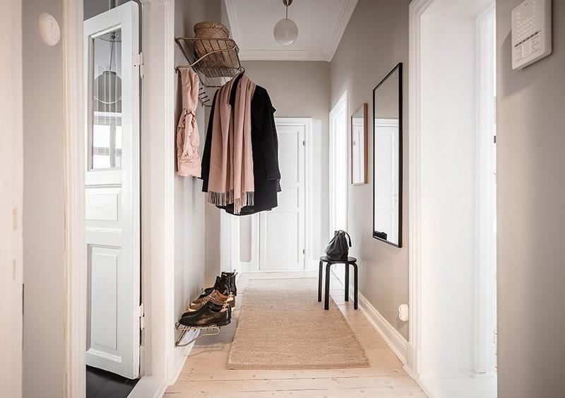 Appartement à goteborg entrée 2