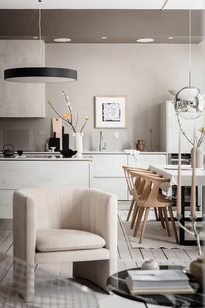 Appartement à goteborg séjour 2