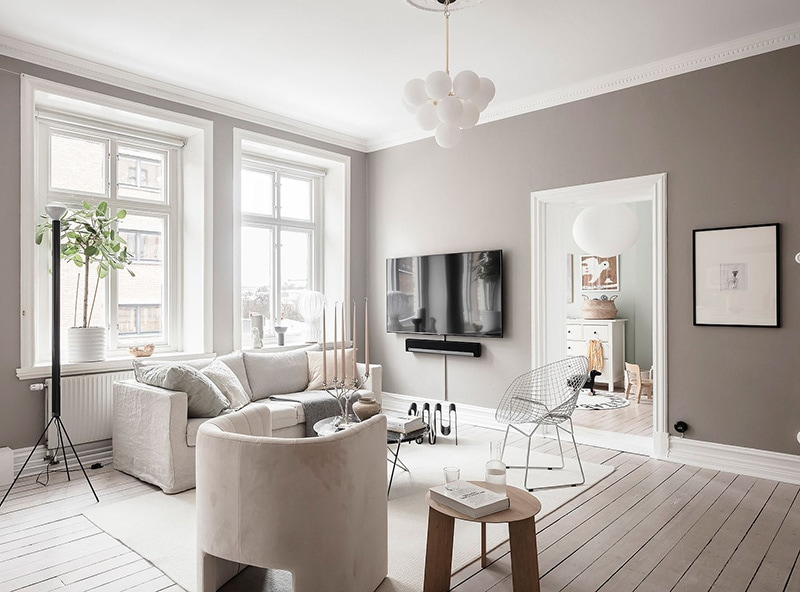 Appartement à goteborg séjour 8
