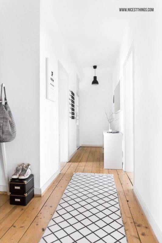 Decorer-un-couloir-avec-un-tapis