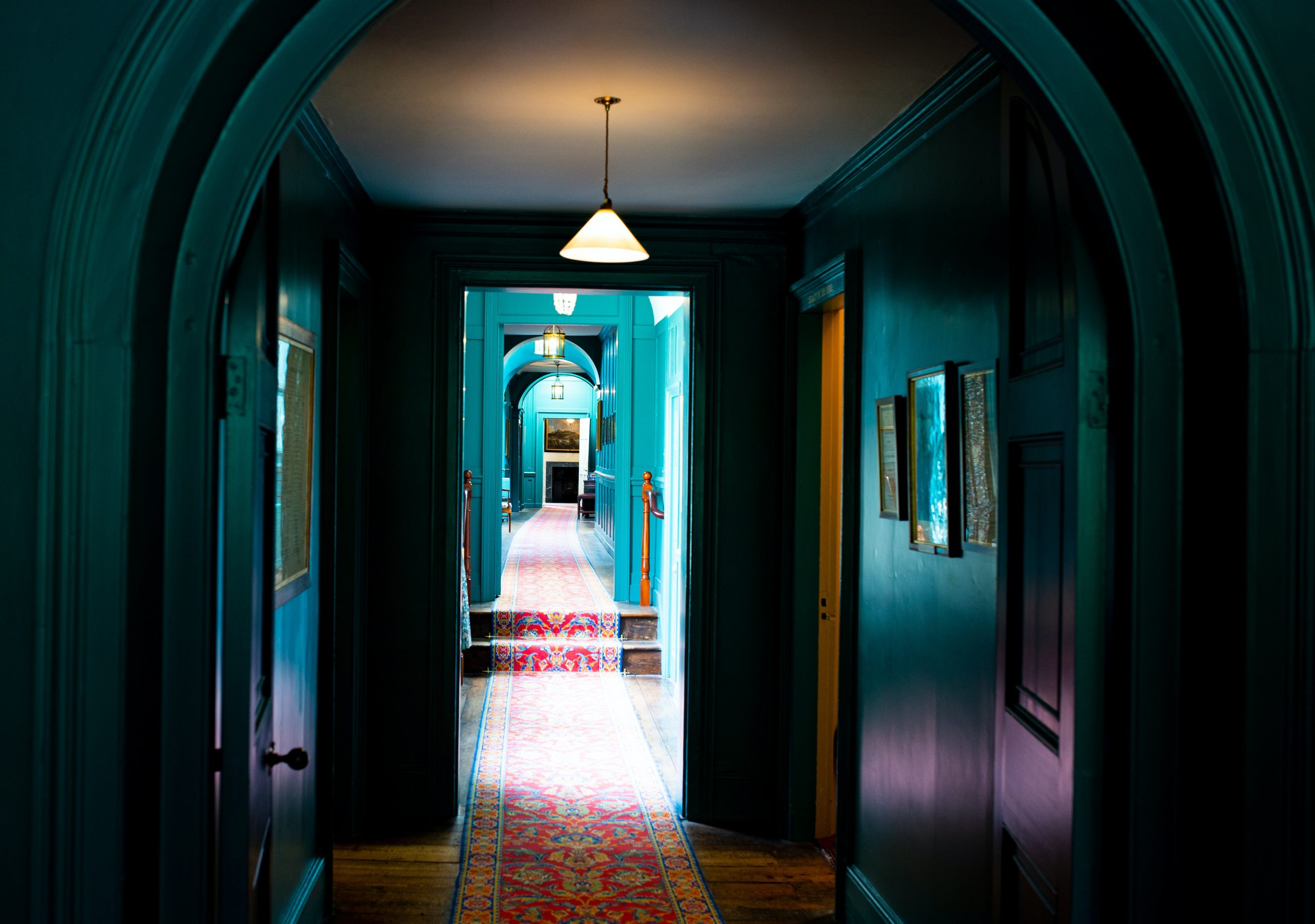 Décorer un couloir : 10 idées à copier