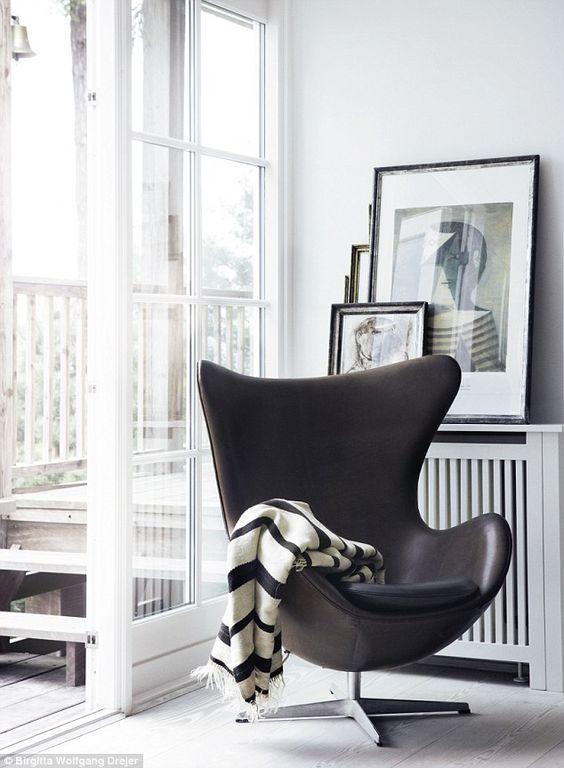 Egg Chair de Arne Jacobsen